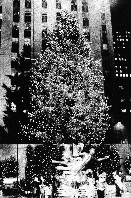 1985 Rockefeller Center Tree