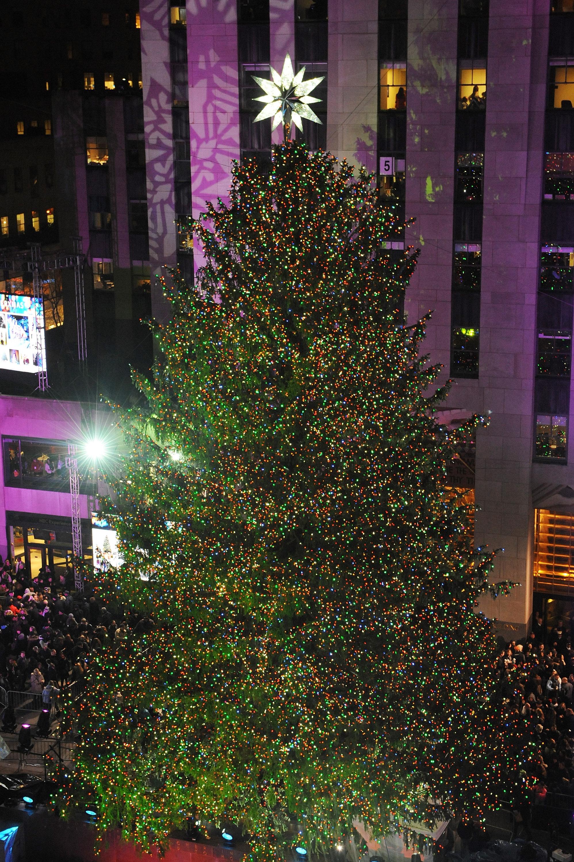2014 Rockefeller Center Tree