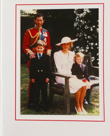 The Royal Family's Amazing Christmas Cards