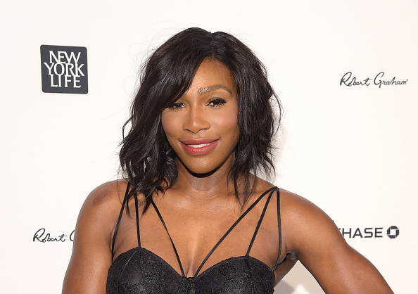SI 2015 Sportsperson of the Year Serena Williams attends Sports Illustrated Sportsperson of the Year Ceremony 2015 at Pier 60 on December 15, 2015 in New York City.