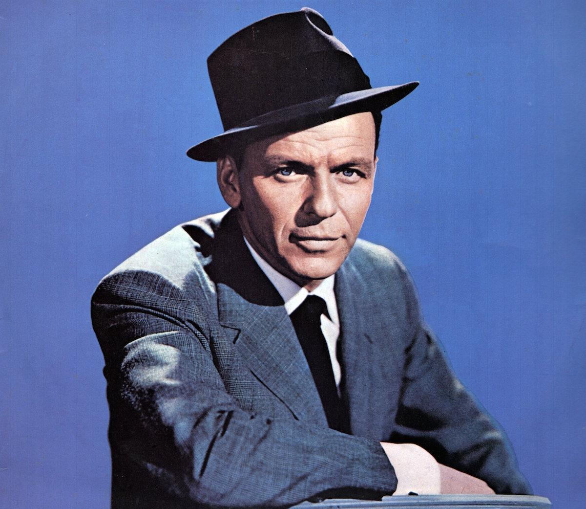 Frank Sinatra circa 1960