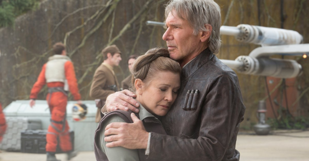 Star Wars: Carrie Fisher on Why Leia and Han Solo Broke Up | Time