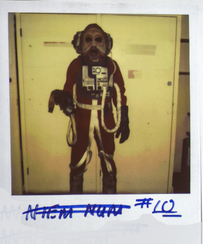 Nien Numb costume test