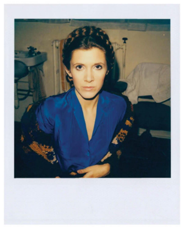 Princess Leia hair test