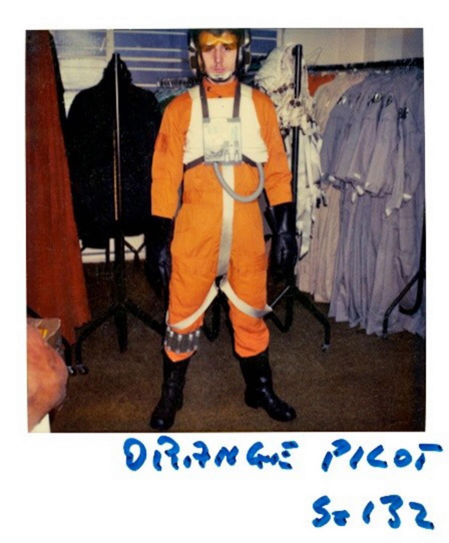 Rebel fighter costume test
