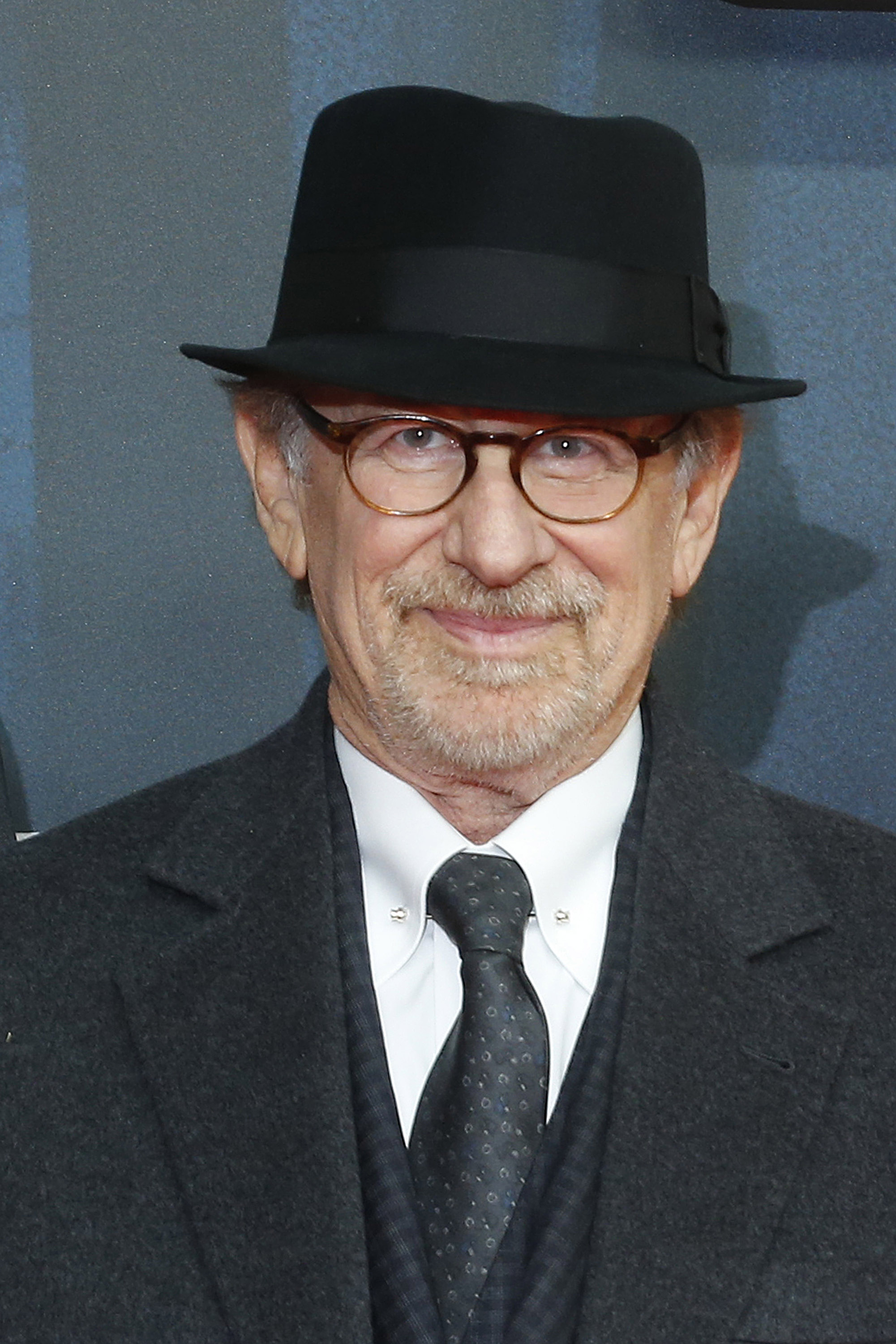 Steven Spielberg at the  Bridge of Spies - Der Unterhaendler  World Premiere in Berlin on Nov. 13, 2015.