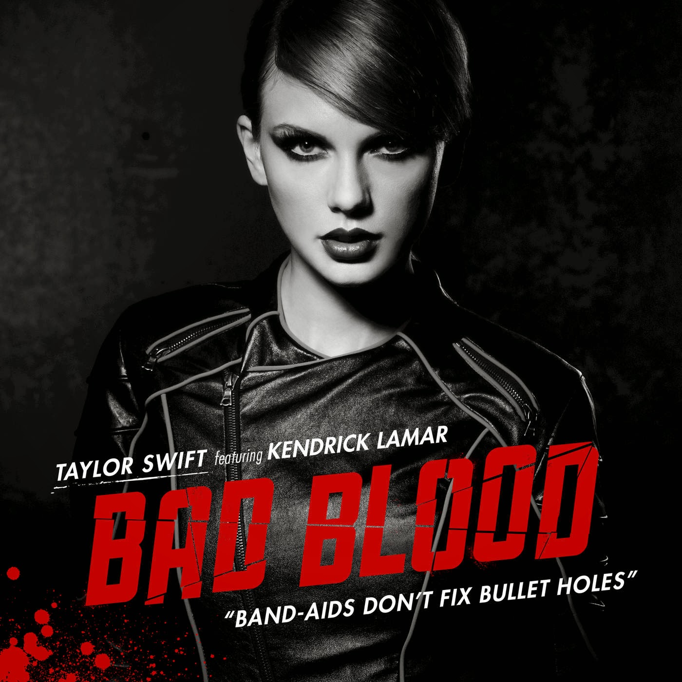 Taylor Swift as Catastrophe in  Bad Blood.