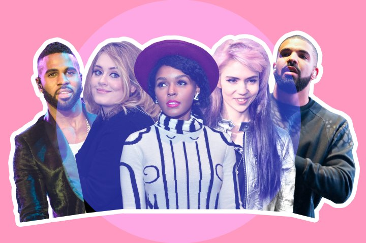 Top 10 Songs 2015 Feature