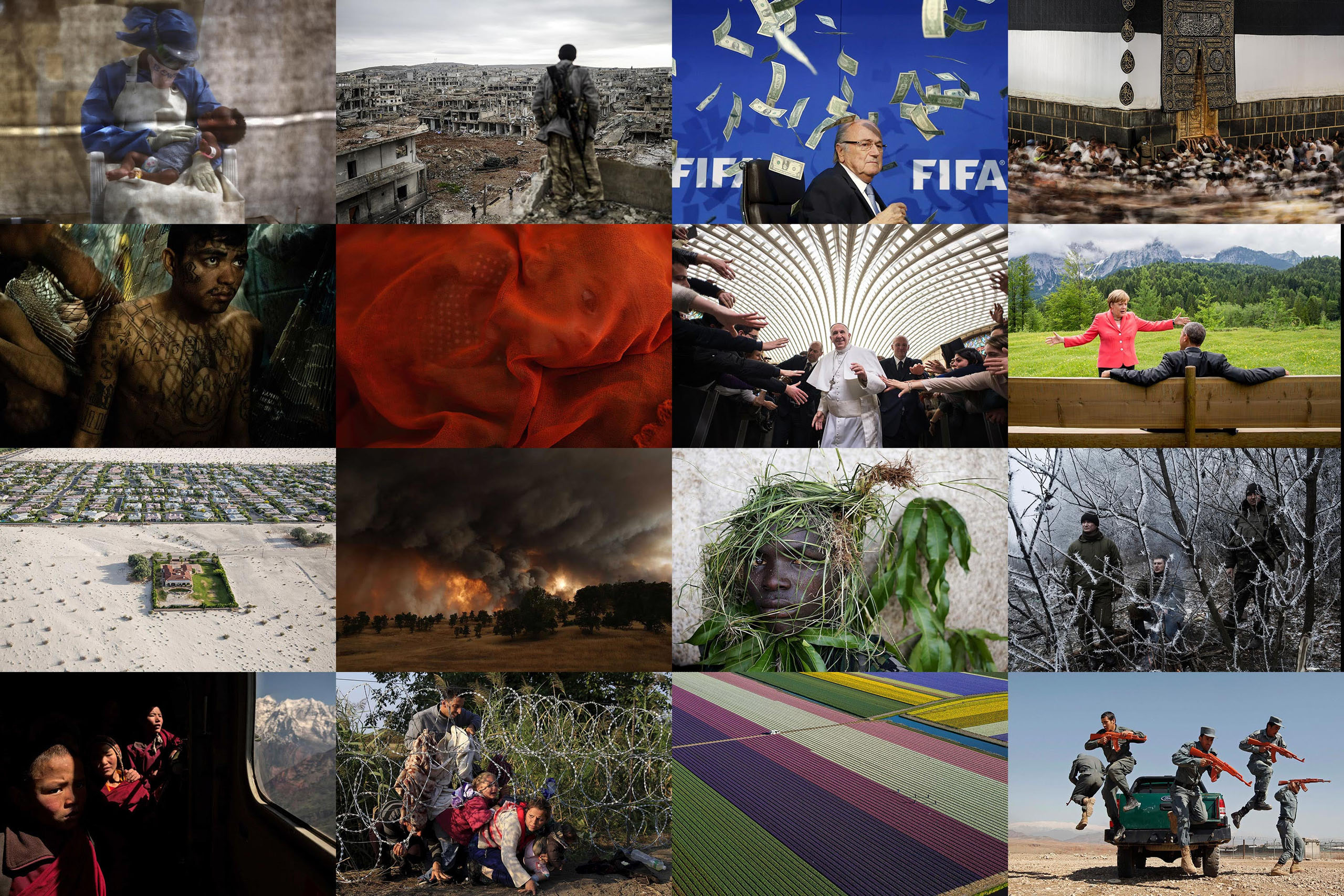 TIME Picks the Top 100 Photos of 2015