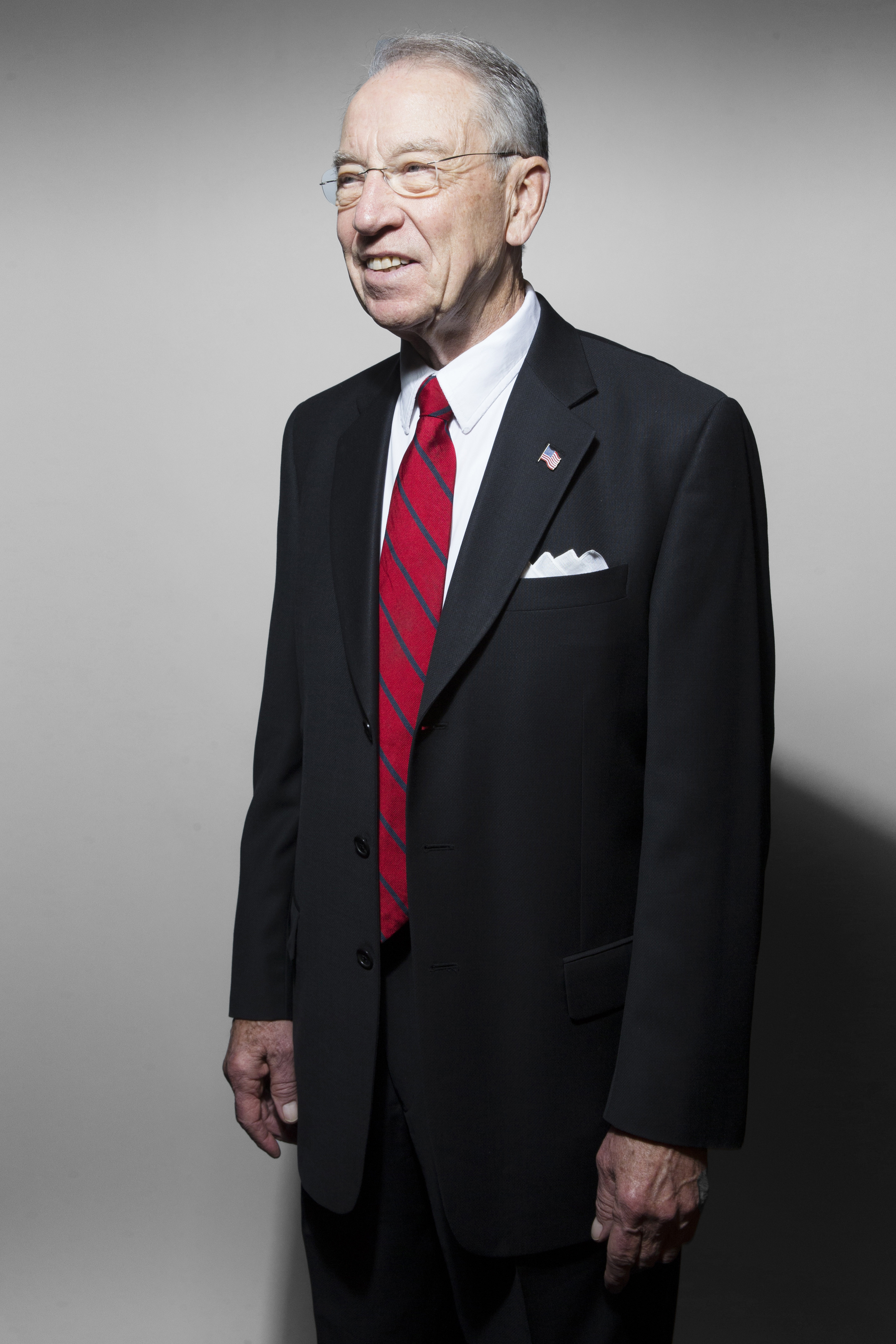 Chuck Grassley:                                The Iowa Senator, a Republican, has long fought for tough mandatory minimum sentences. As a bipartisan coalition tries to get criminal justice reform through Congress, he chairs a crucial committee that could make or break the effort.