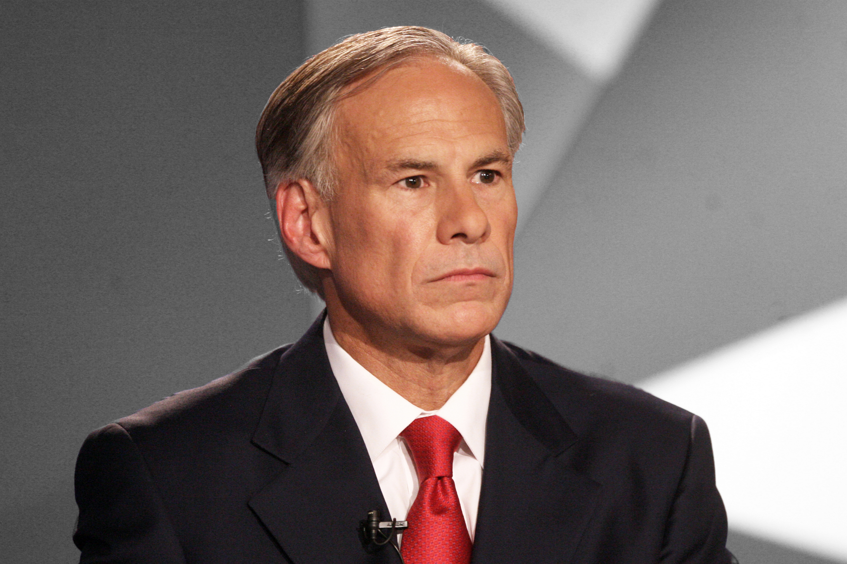 Greg Abbott:                                As head of the biggest, reddest state, the Texas Governor has a bully pulpit and he's using it. He led the way among GOP governors rejecting Syrian refugees in their states and fought President Obama's immigration actions in court.