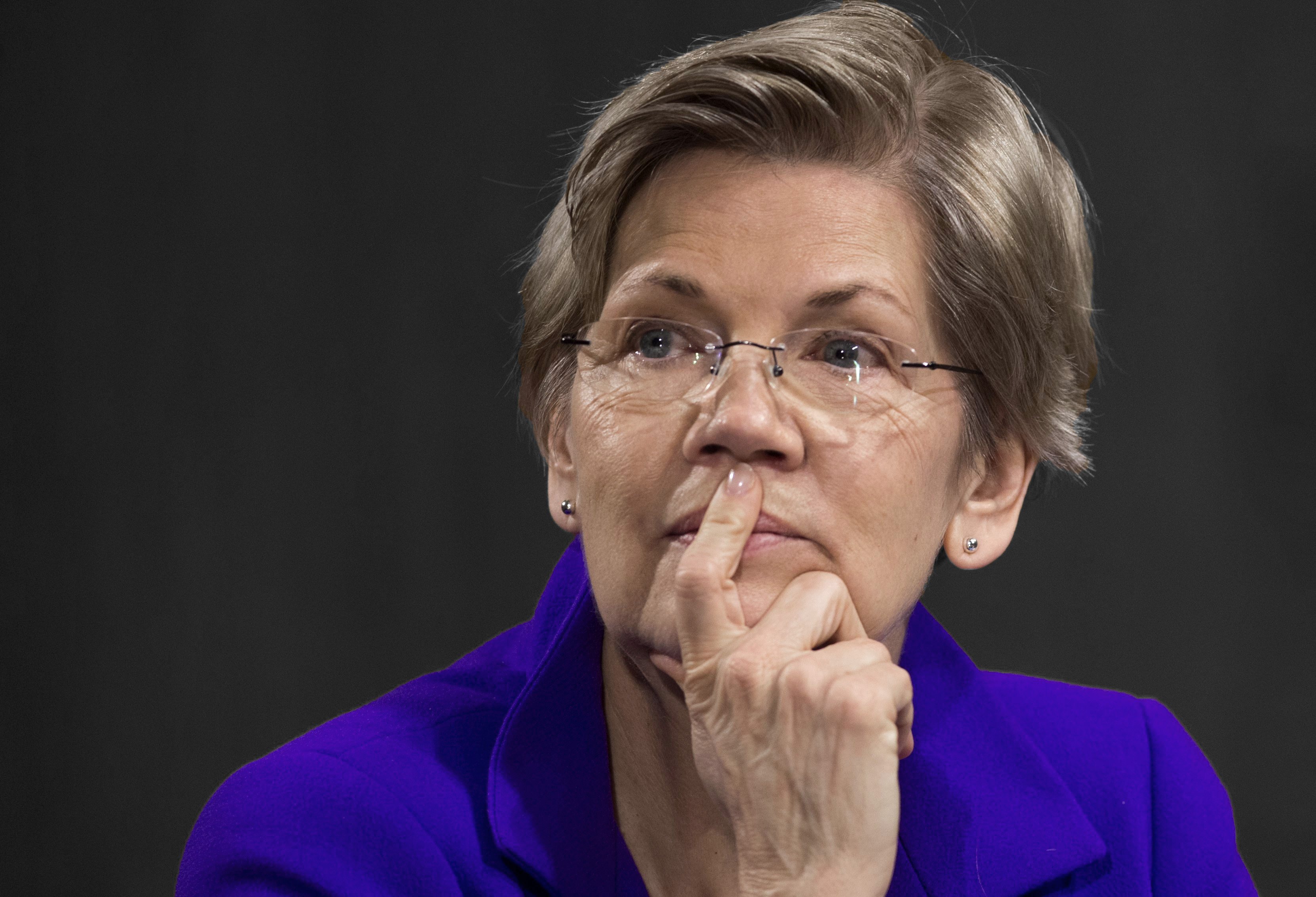 Elizabeth Warren:                                The Massachusetts Senator is a one-woman think tank for Democratic policymaking. Still in her first term, she has a national following that catapults her proposals into the limelight, even though few of them will become law in the Republican-controlled Congress.