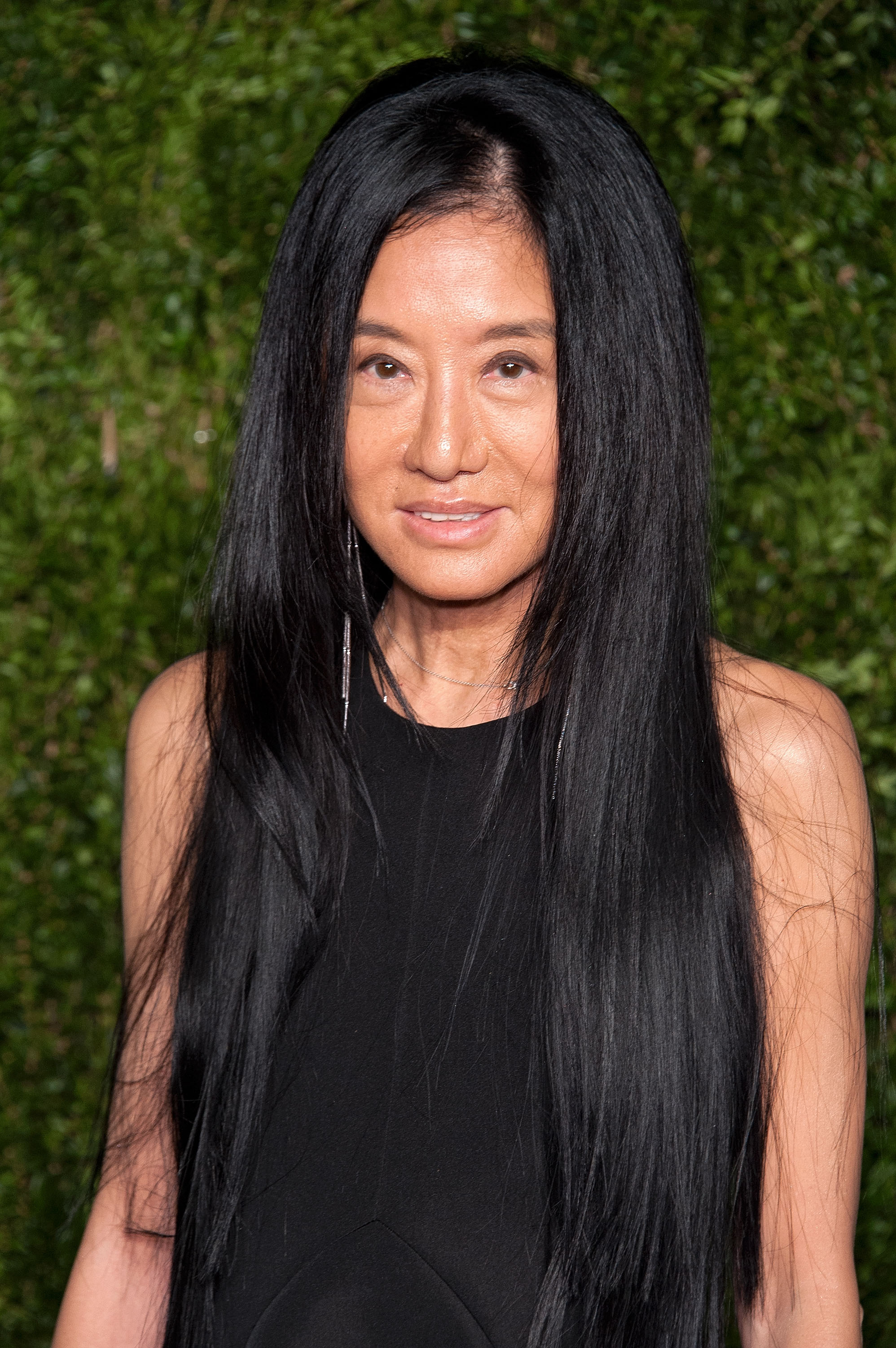 Vera Wang at the 12th annual CFDA/Vogue Fashion Fund Awards in New York City on Nov. 2, 2015.