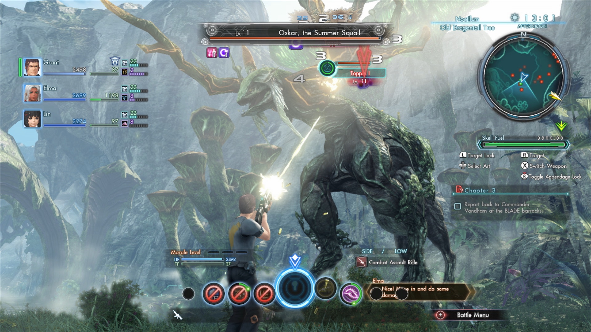 Wii U S Xenoblade Chronicles X Looks Incredible Time