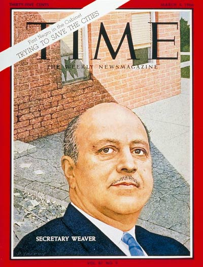 The Mar. 4, 1966, cover of TIME