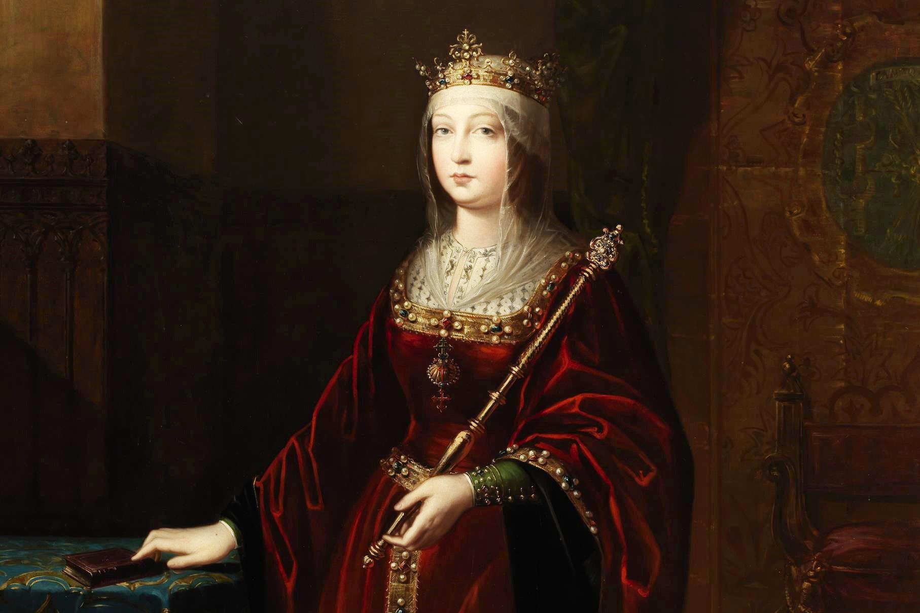 Isabella I (1451-1504) Queen of Castile