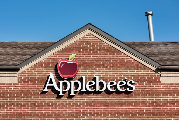 Applebee's restaurant exterior logo
