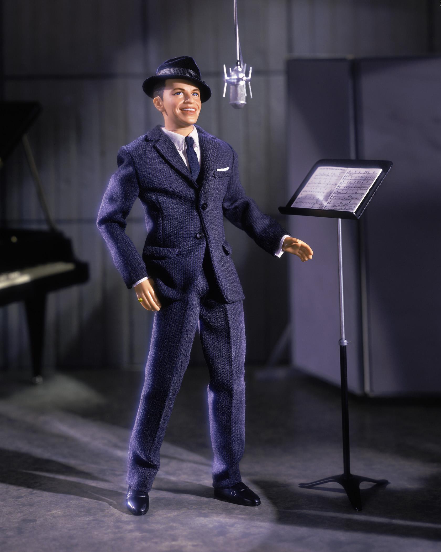 The Frank Sinatra Barbie, released in 2000.
