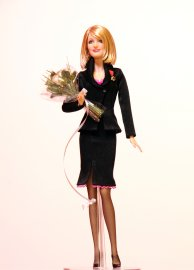 The J.K. Rowling Doll, released in 2010.