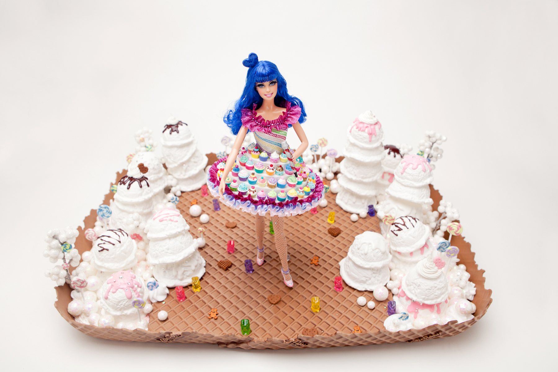 The Katy Perry Barbie, released in 2011.