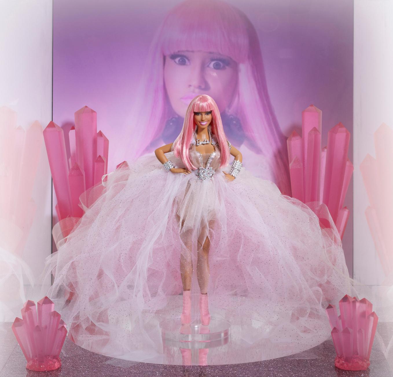 The Nicki Minaj Barbie, released in 2011.