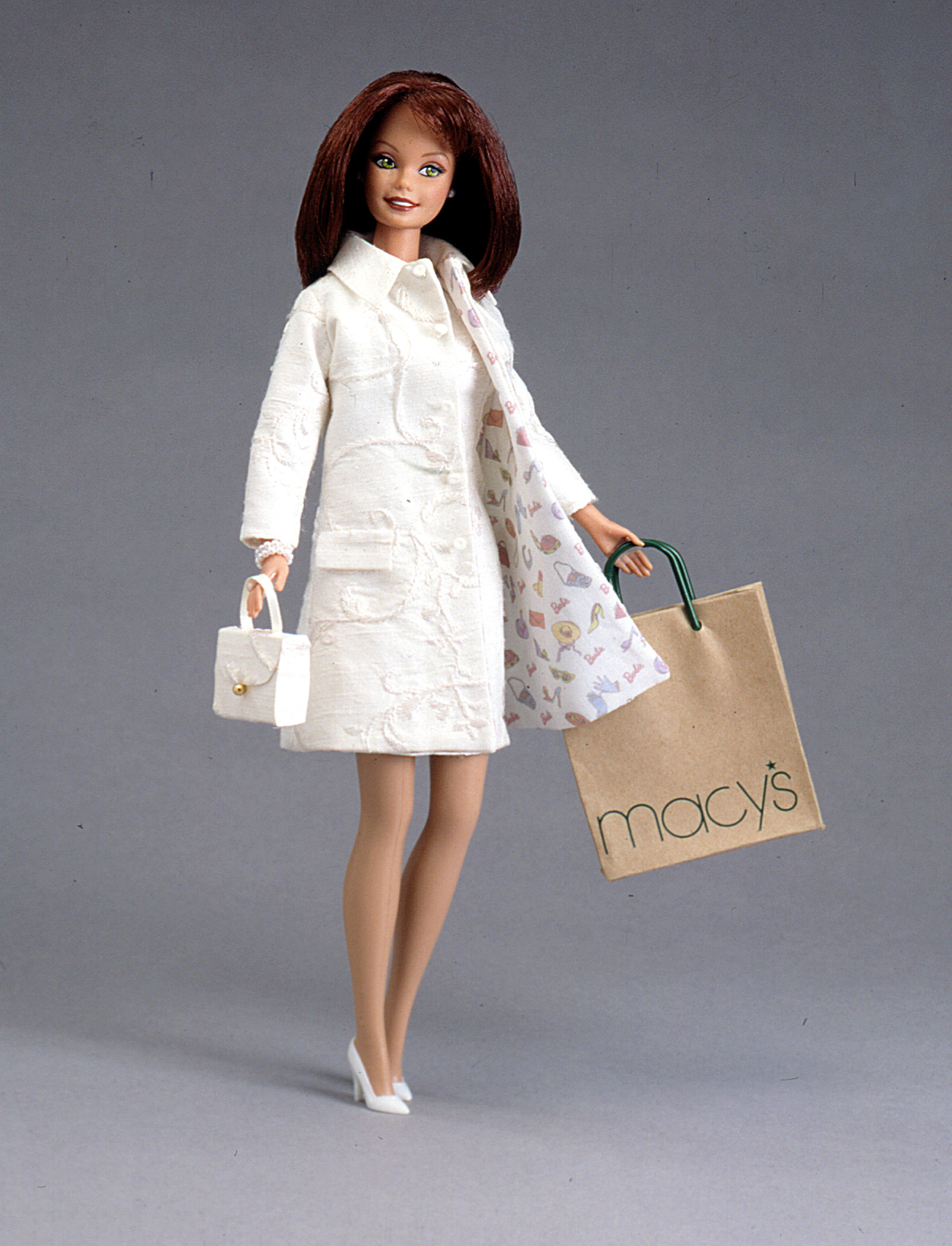 The Nicole Miller Barbie Doll, released in 1996.