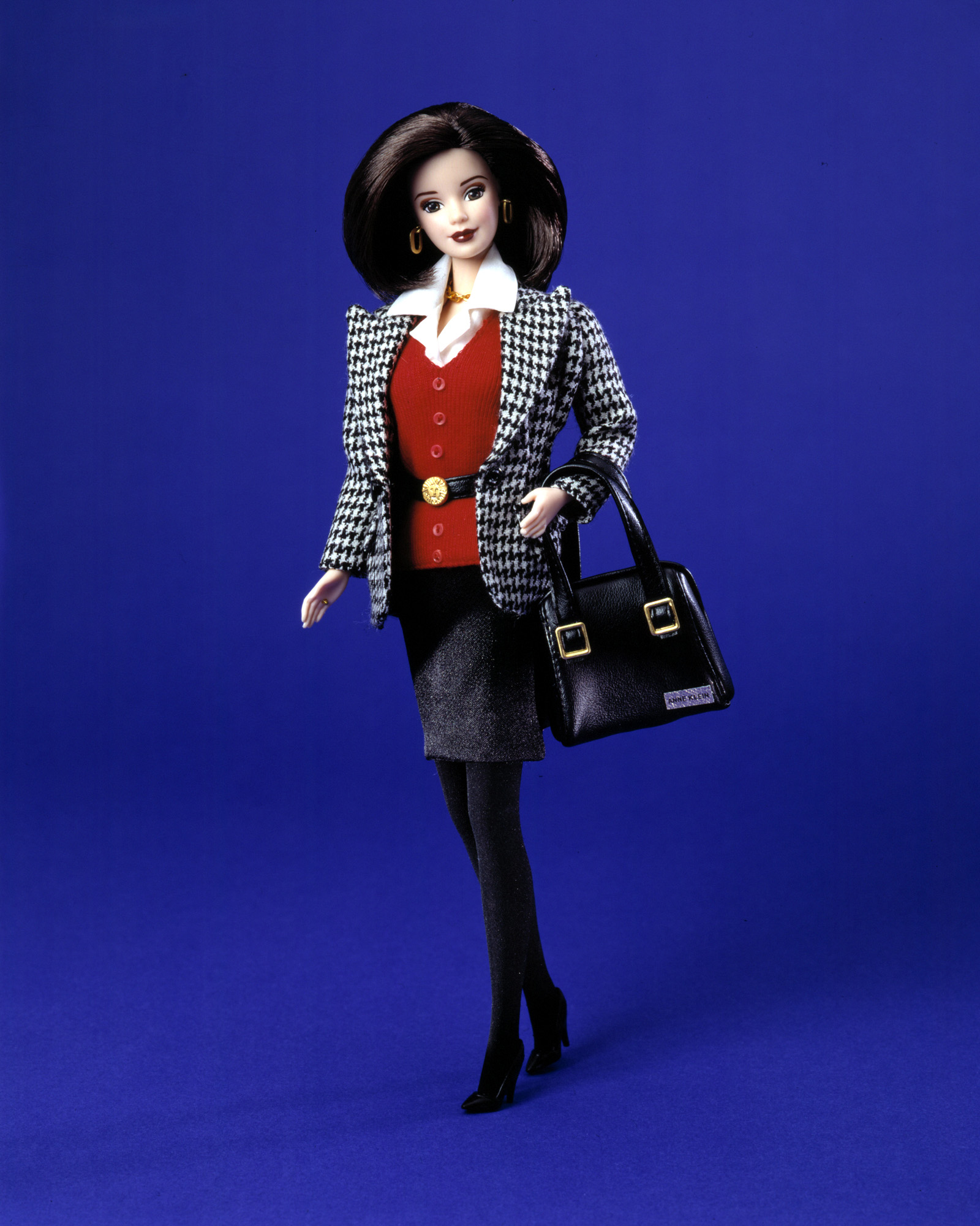 The Anne Klein Barbie Doll, released in 1997.