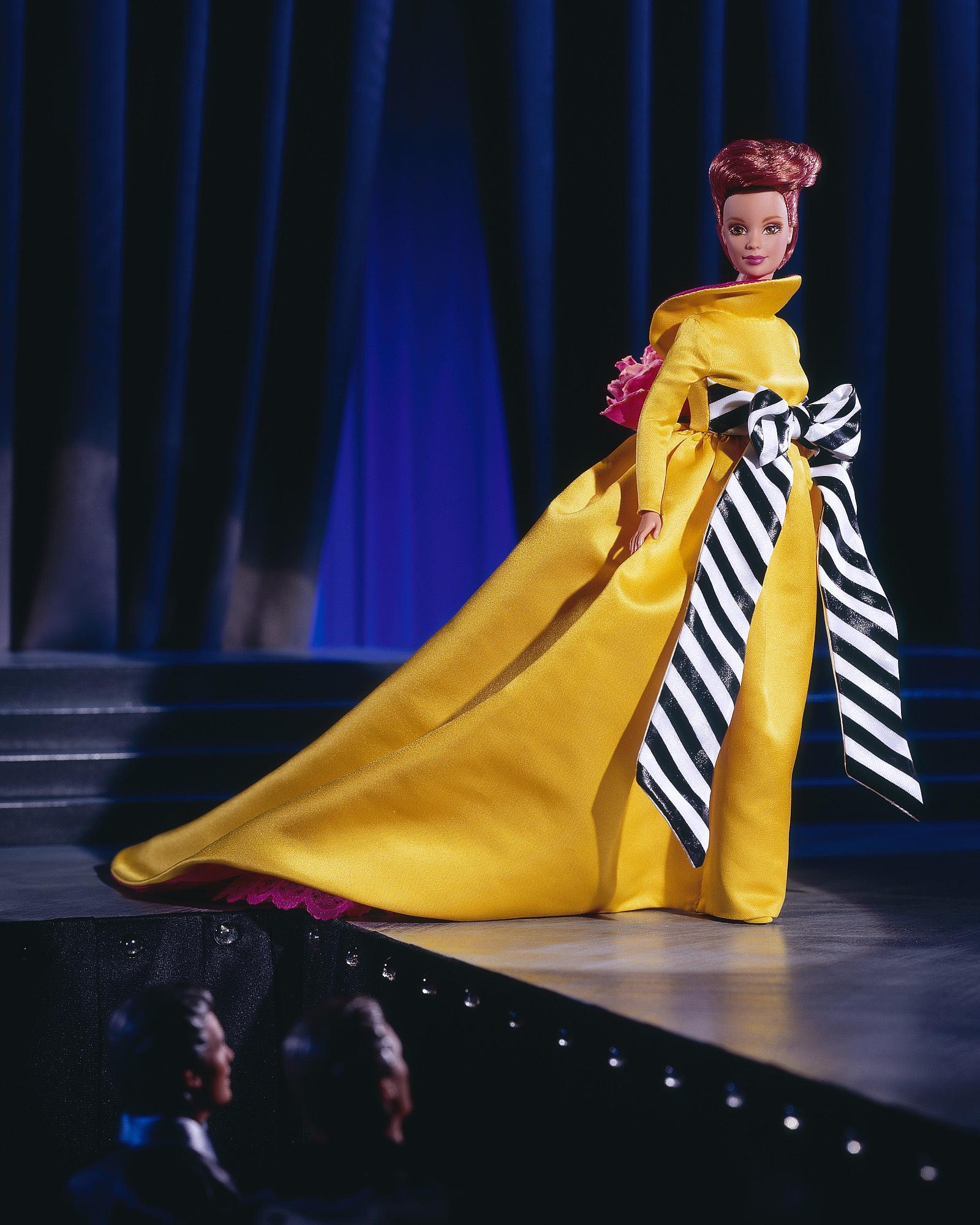 The Bill Blass Barbie Doll, released in 1997.