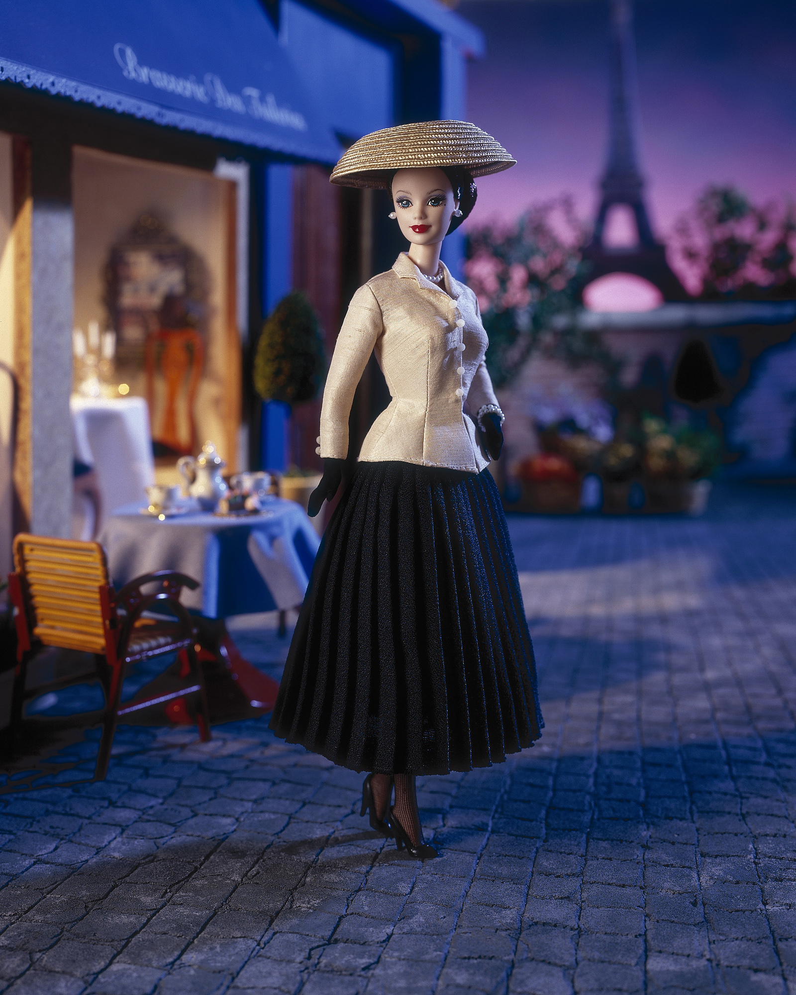 The Christian Dior Barbie Doll, released in 1997.