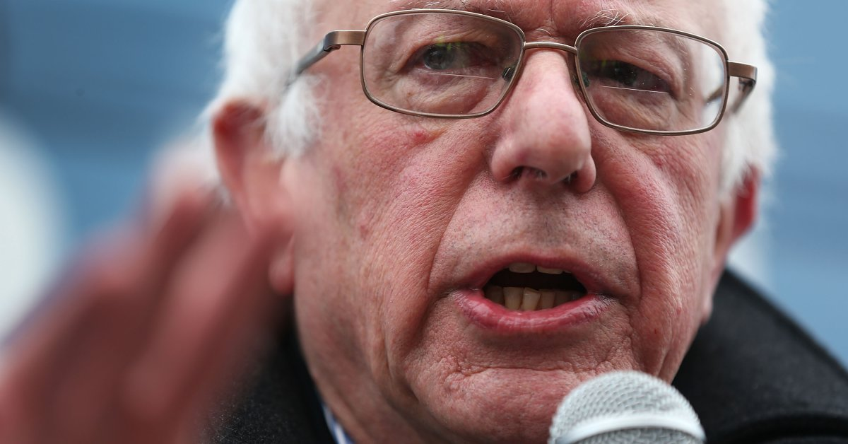 Bernie Sanders Taxes: Here's How Much He'd Raise Them | Time