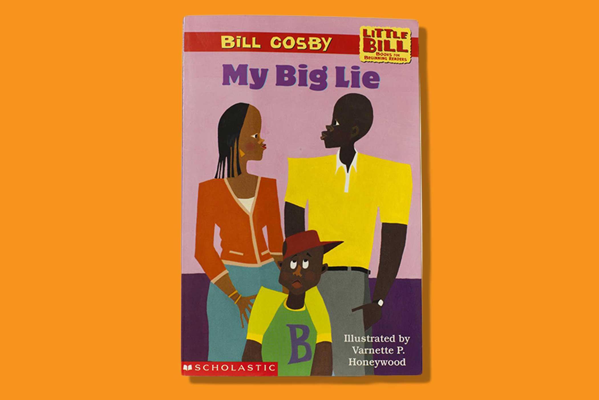 'My Big Lie' by Bill Cosby.