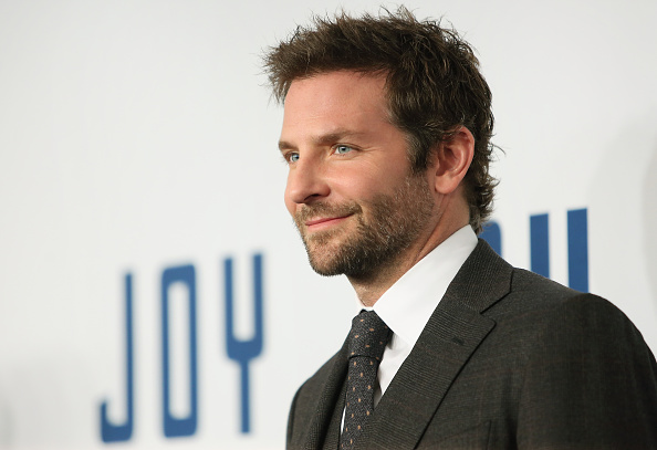 NEW YORK, NY - DECEMBER 13:  Actor Bradley Cooper attends the  Joy  New York premiere at Ziegfeld Theater on December 13, 2015 in New York City.  (Photo by Monica Schipper/Getty Images)