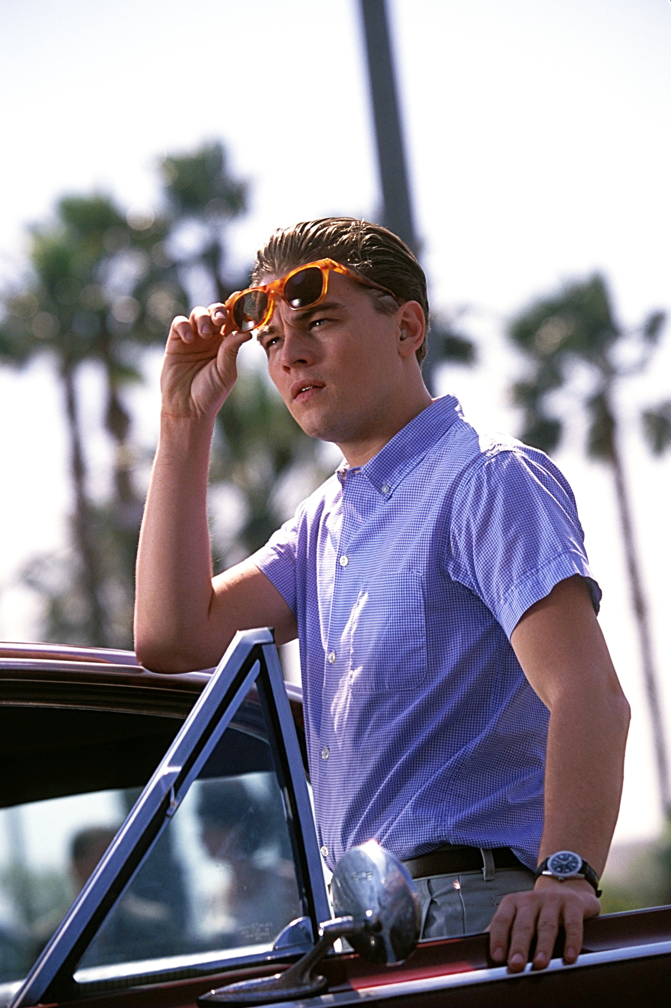 <i>Catch Me If You Can</i>, 2002.