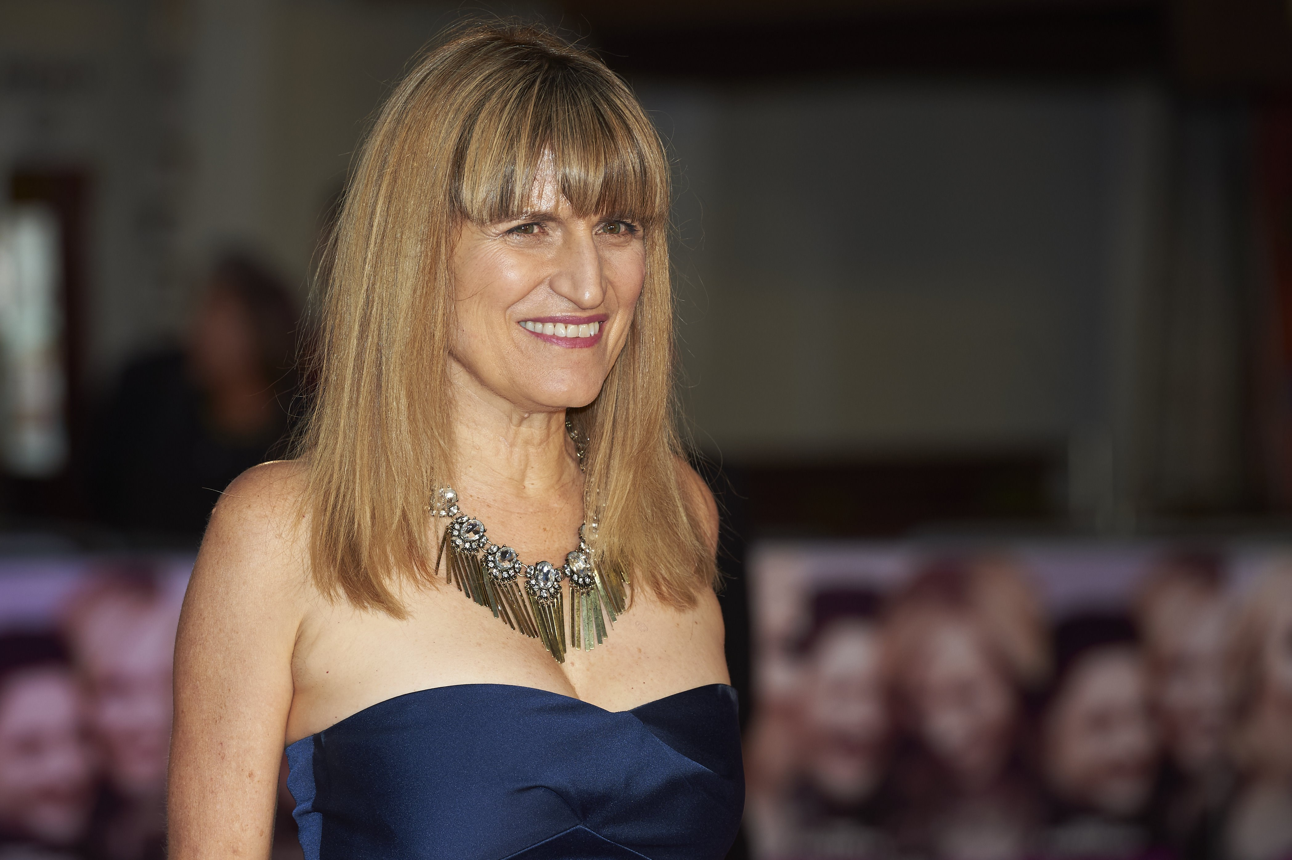 Catherine Hardwicke at the European premiere of  Miss You Already  in London on Sept. 17, 2015.