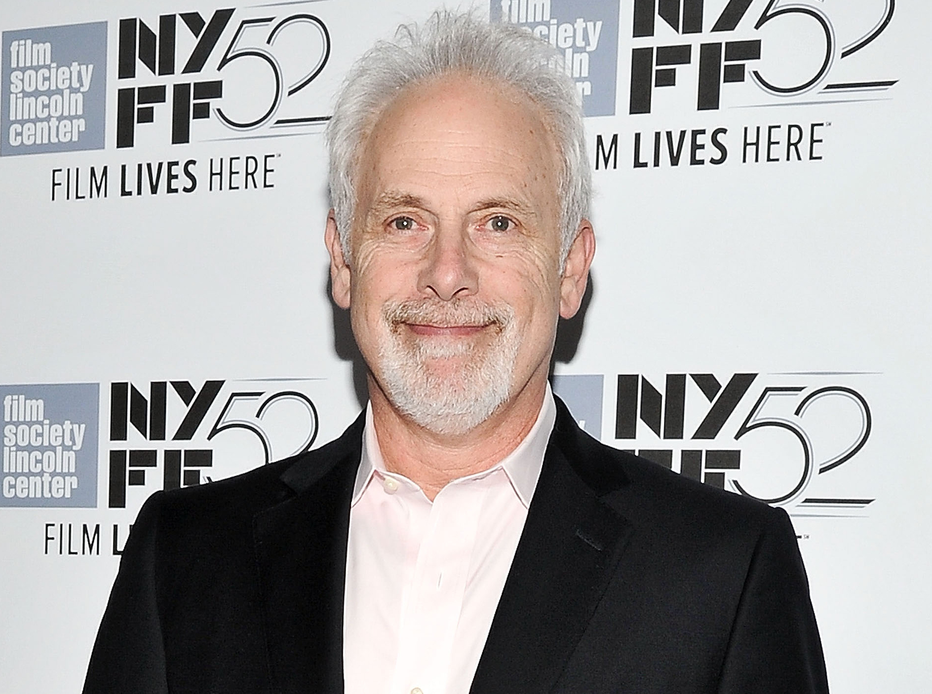 Christopher Guest is seen on Oct. 8, 2014 in New York City.