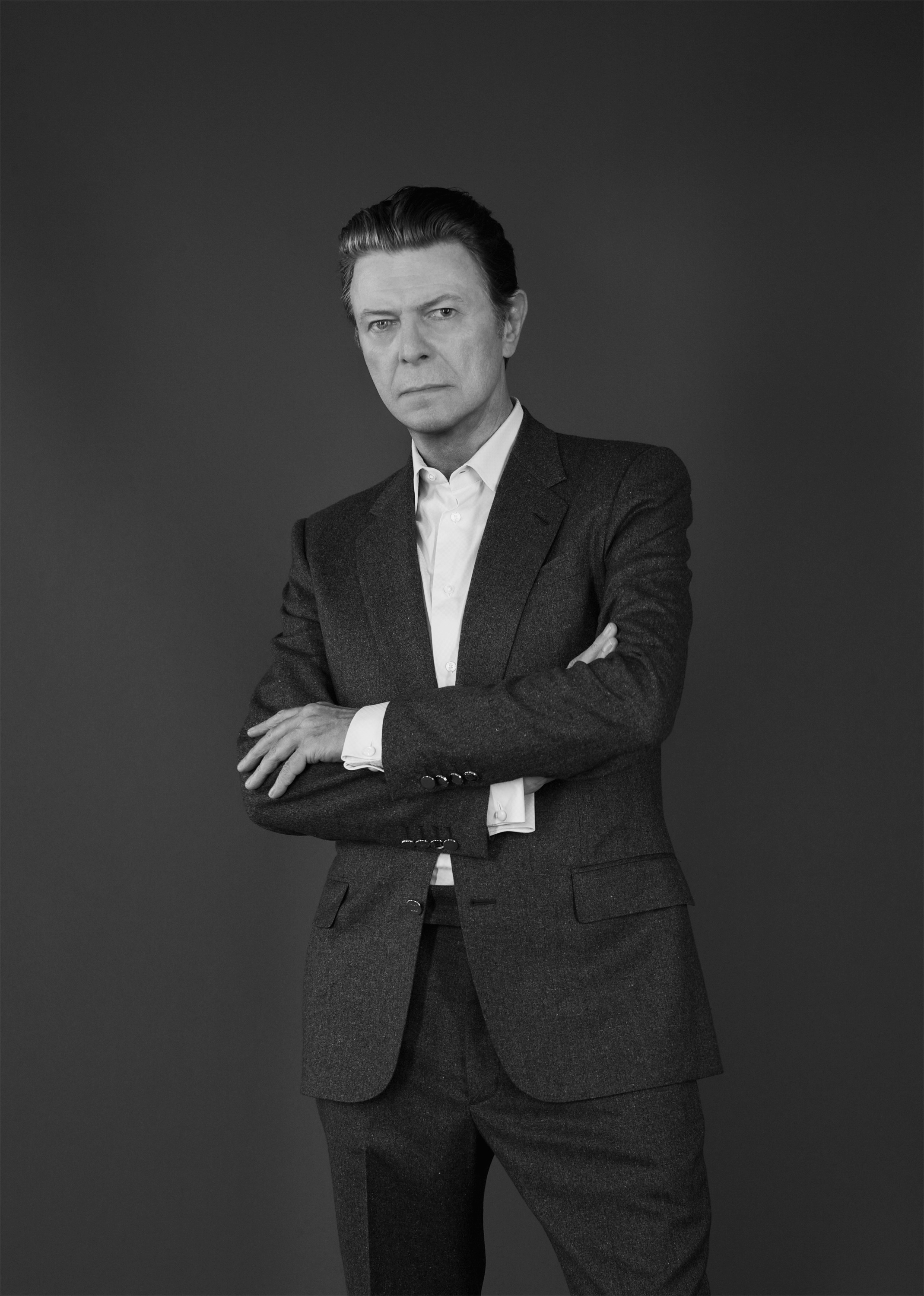 David Bowie in 2015.