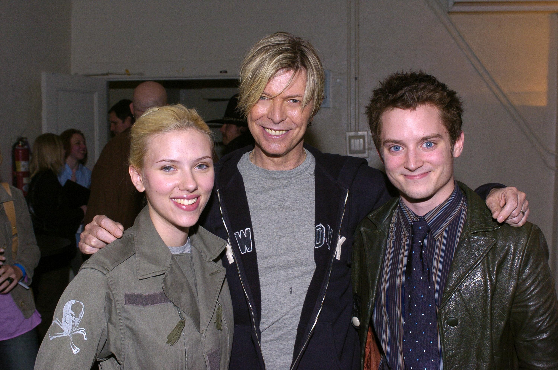 <b>Scarlett Johansson</b>, <i>Anywhere I Lay My Head</i>, 2008.