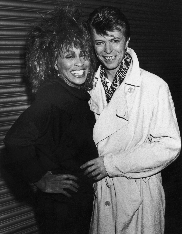 """<b>Tina Turner</b>, """"Tonight,"""" 1984."""
