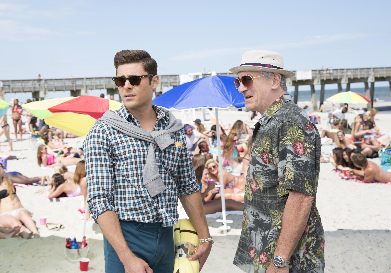 Zac Efron and Robert De Niro in Dirty Grandpa.
