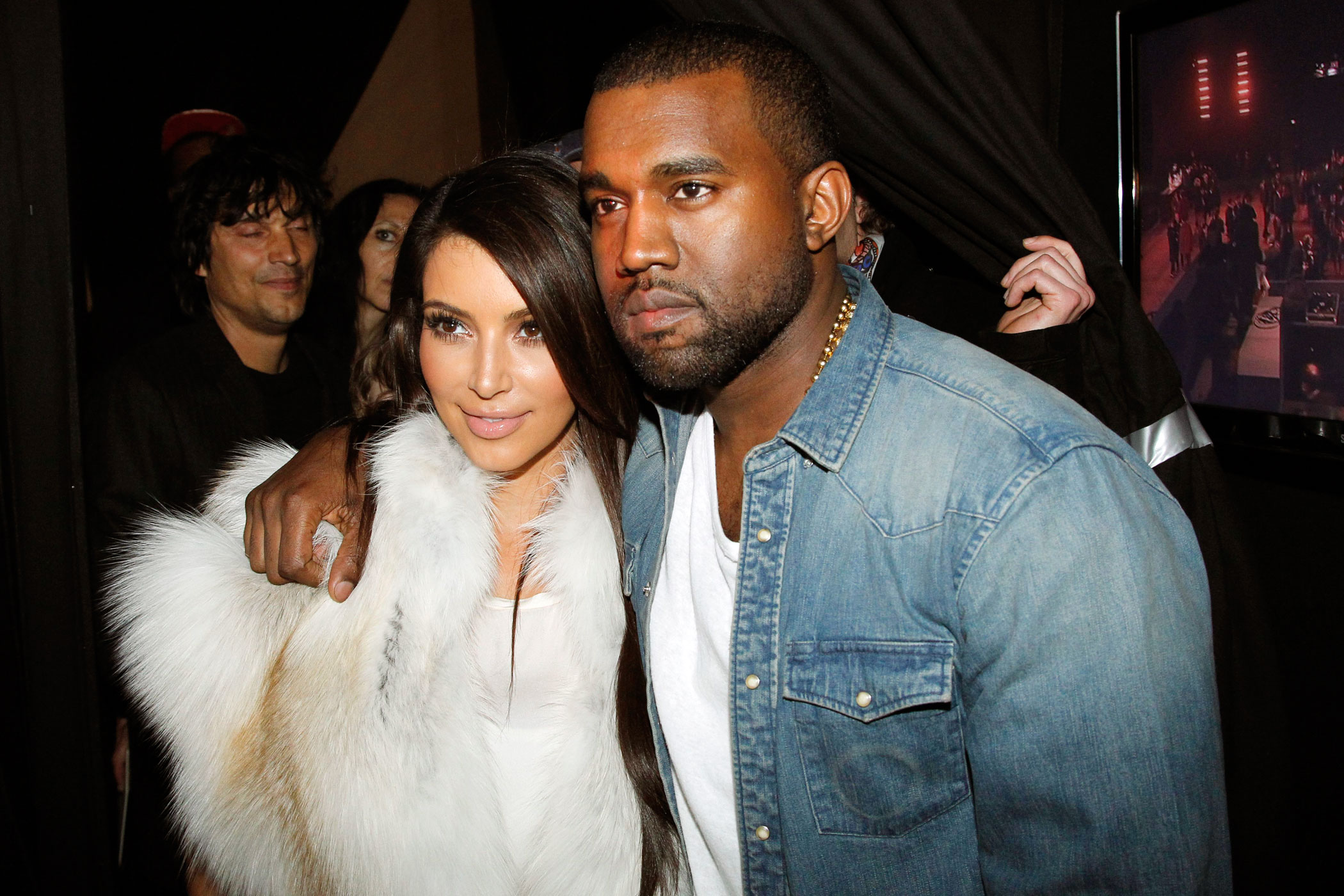 Kim Kardashian and Kanye West have publicly supported Hillary Clinton.