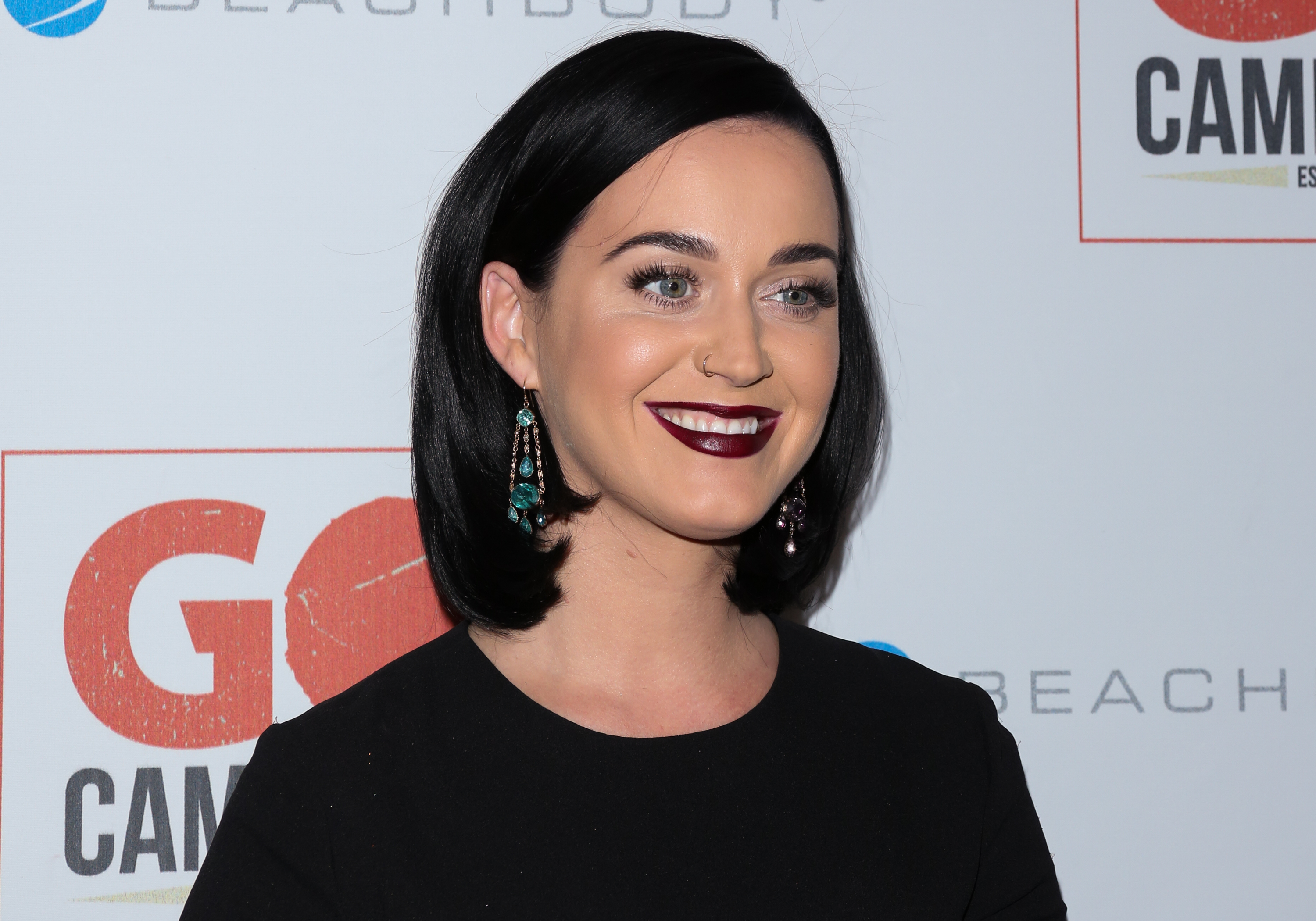 Singer Katy Perry attends the 8th Annual GO Campaign Gala at Montage Beverly Hills on Nov. 12, 2015 in Beverly Hills, California.