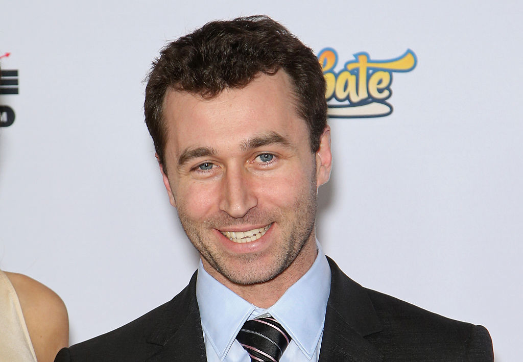 Adult film actor James Deen attends the 2016 Adult Video News Awards at the Hard Rock Hotel & Casino on Jan. 23 in Las Vegas, Nevada.