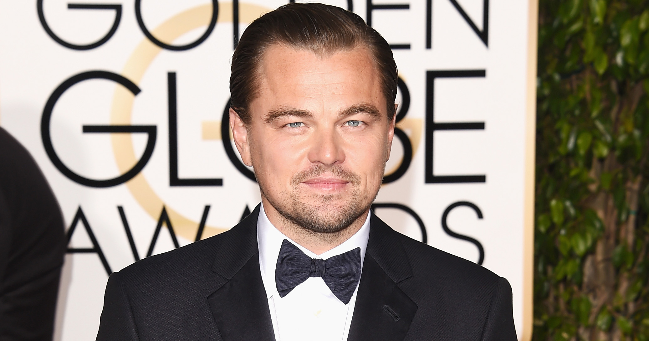 Leonardo DiCaprio attends the 73rd Annual Golden Globe Awards on Jan. 10, 2016 in Beverly Hills, Calif.