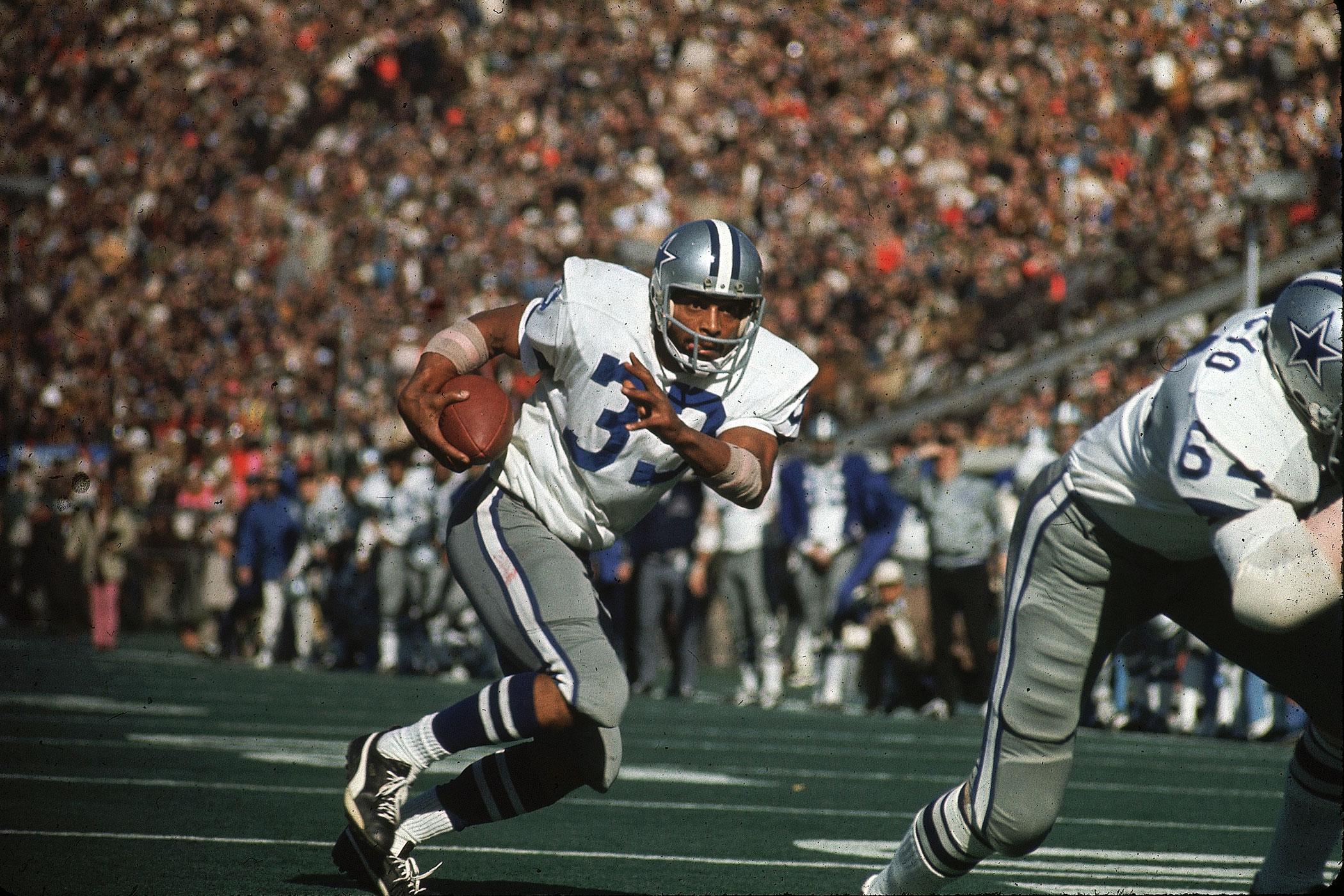 Super Bowl VI, Jan. 16, 1972                               Dallas Cowboys vs Miami Dolphins in New Orleans