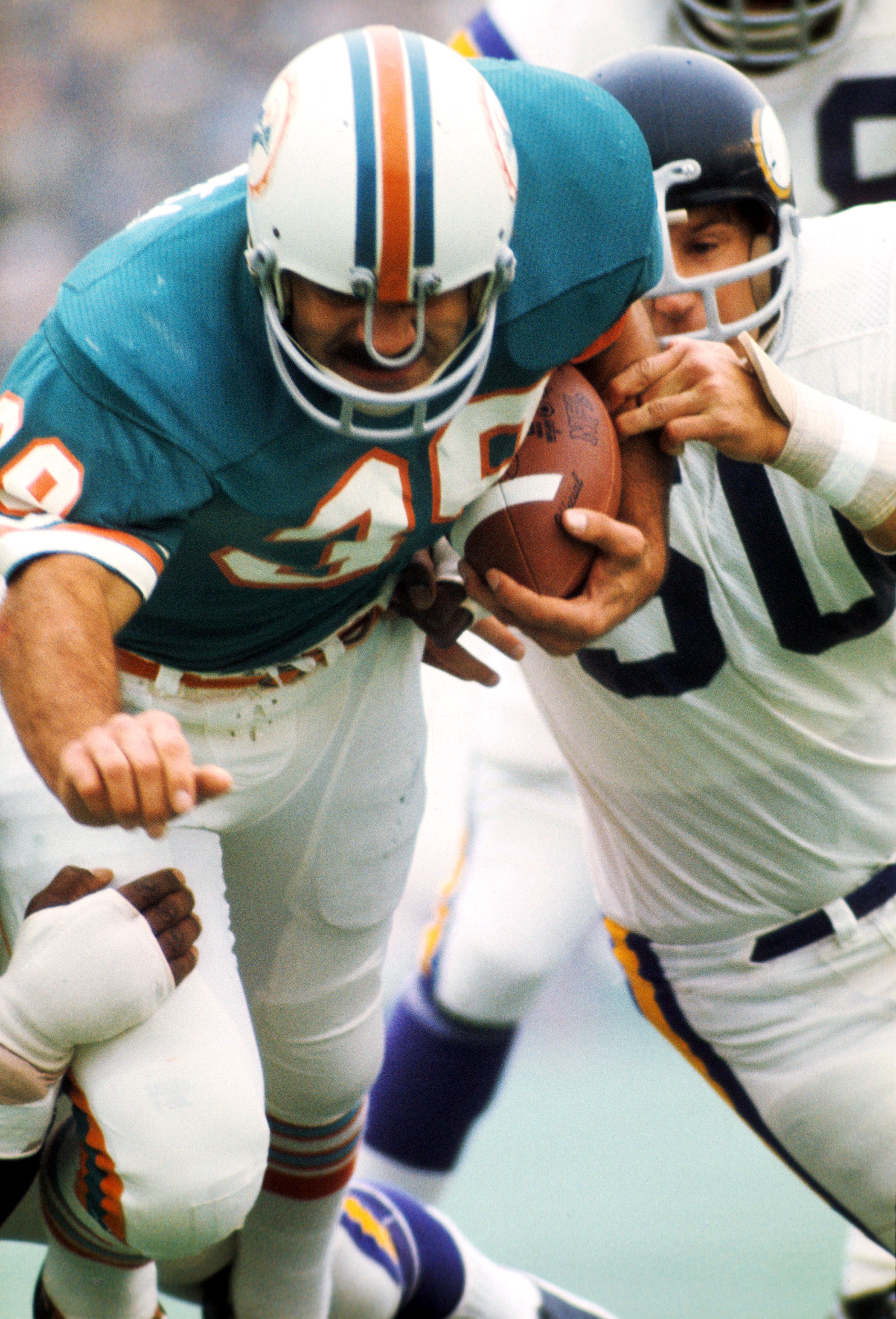 Super Bowl VIII, Jan. 13, 1974                               Miami Dolphins vs Minnesota Vikings in Houston