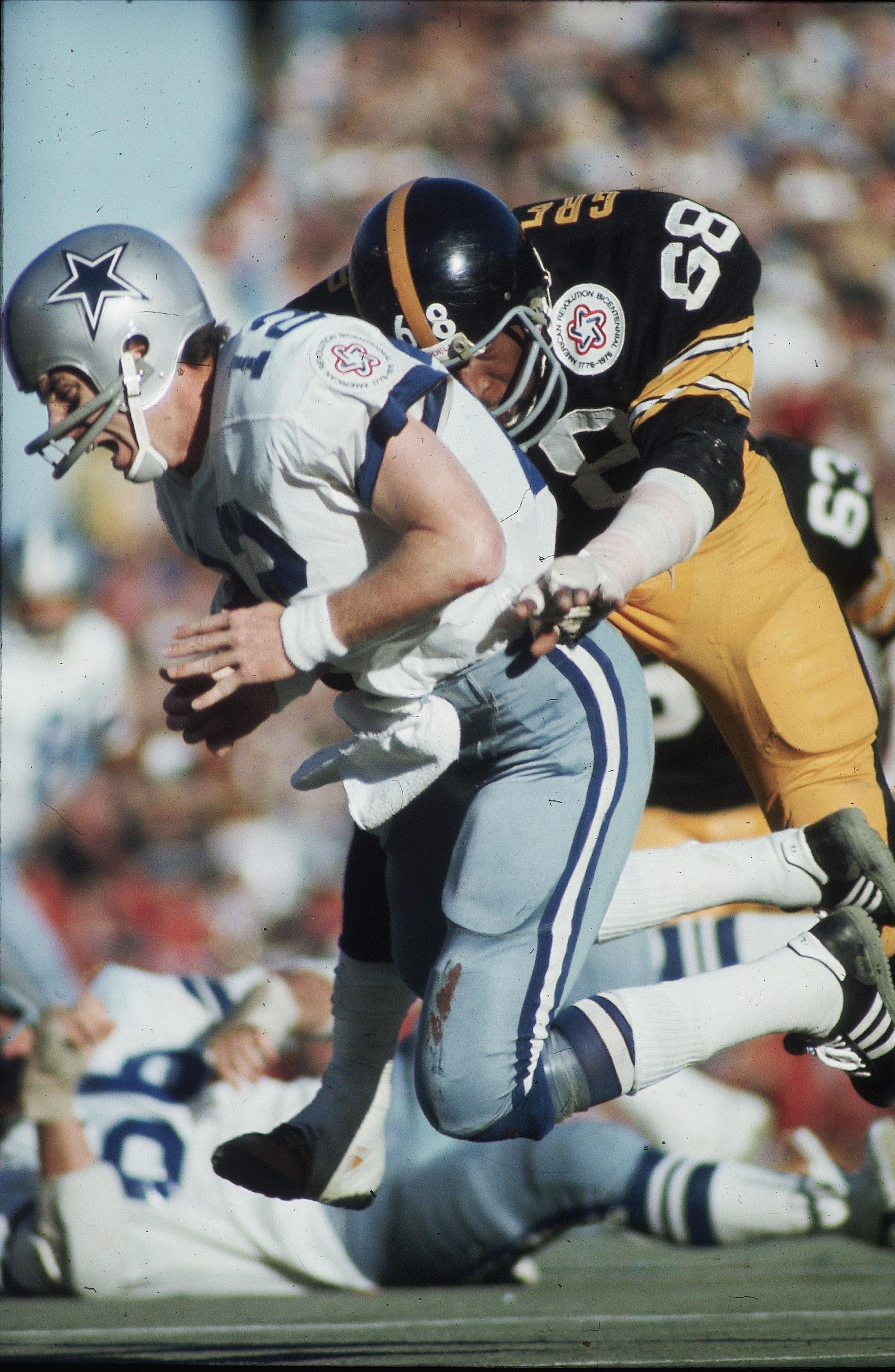 Super Bowl X, Jan. 18, 1976                               Pittsburgh Steelers vs Dallas Cowboys in Miami