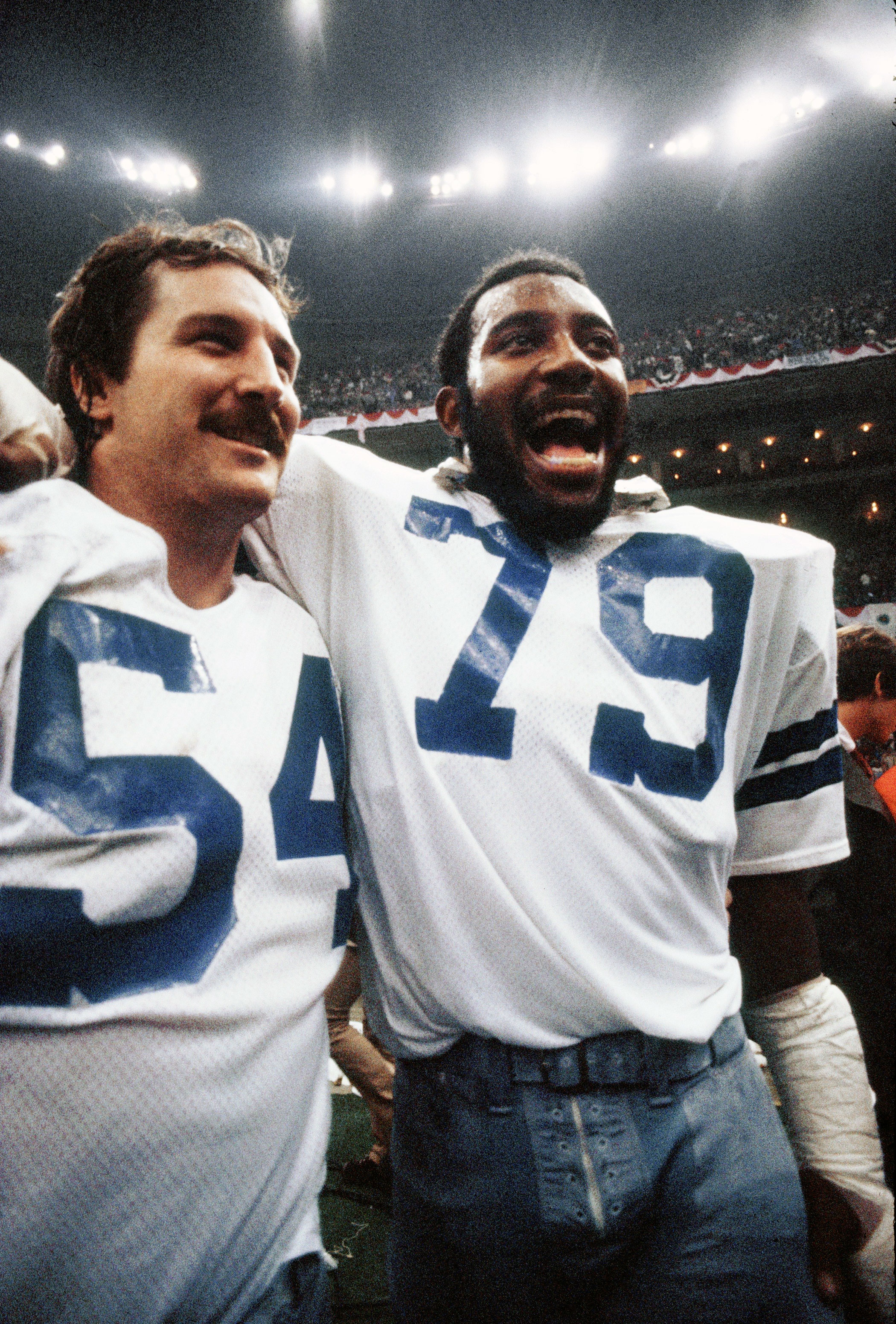 Super Bowl XII, Jan. 15, 1978                               Dallas Cowboys vs Denver Broncos in New Orleans