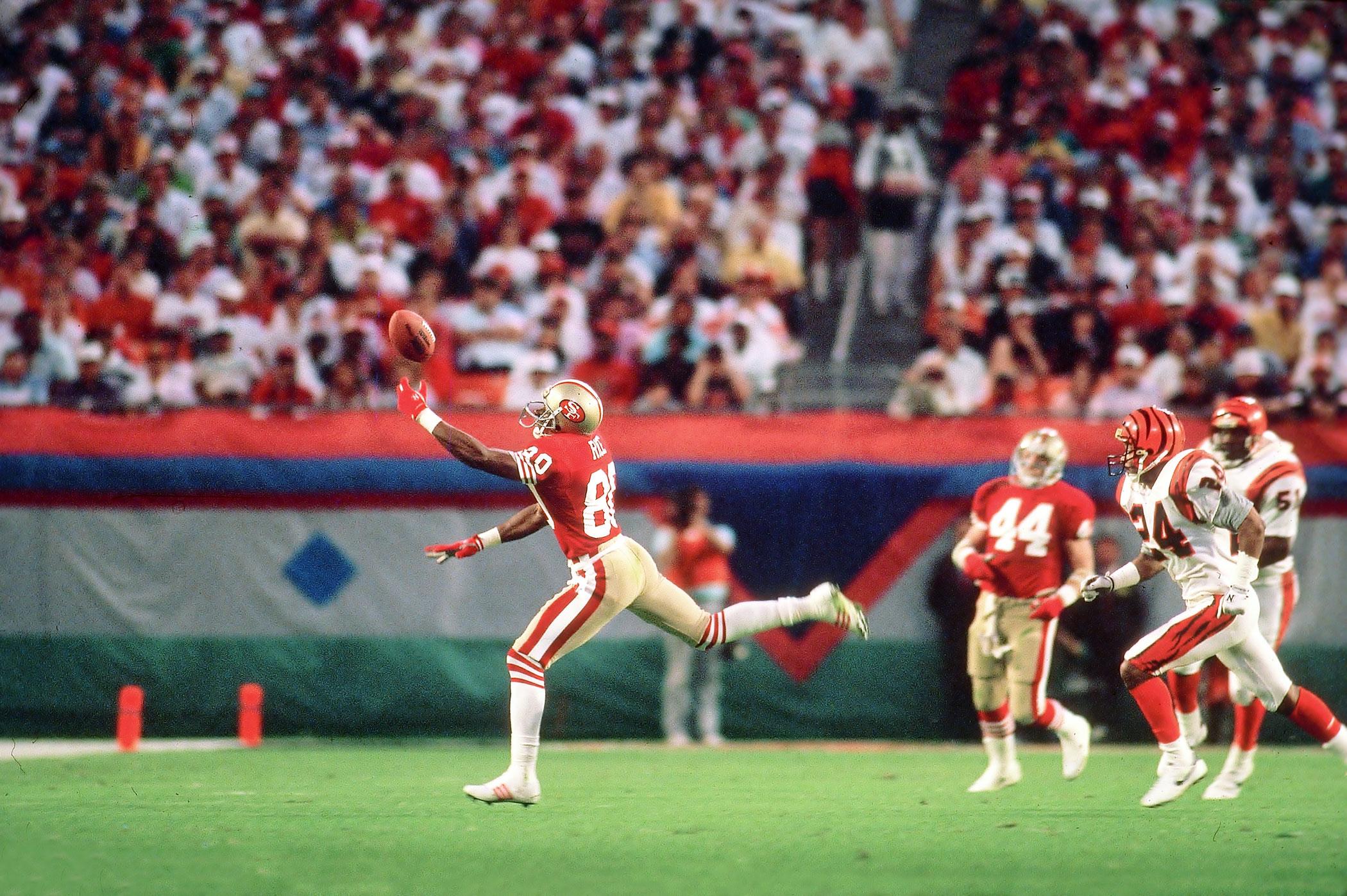 Super Bowl XXIII, Jan. 22, 1989                               San Francisco 49ers vs Cincinnati Bengals in Miami