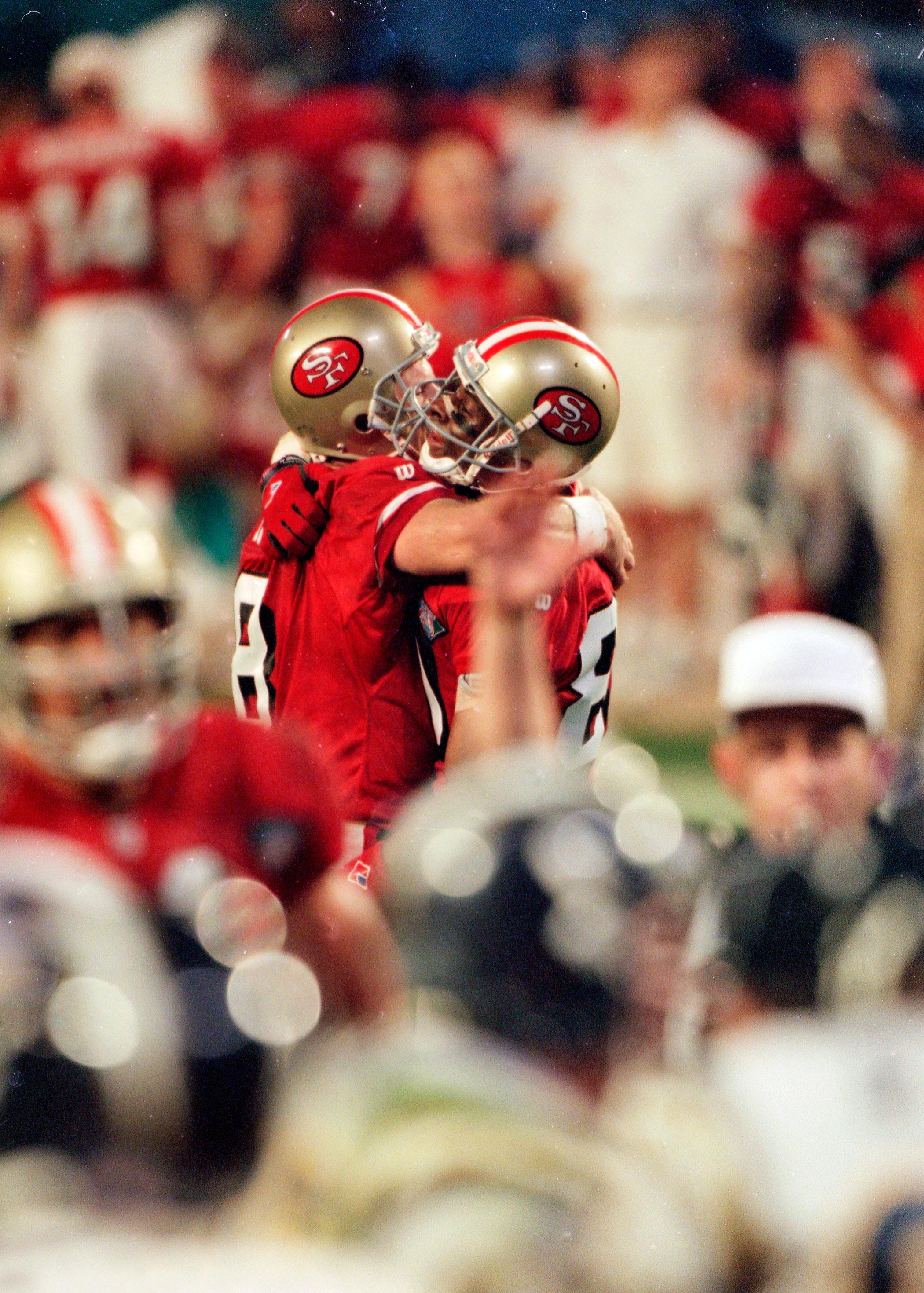 Super Bowl XXIX, Jan. 29, 1995                               San Francisco 49ers vs San Diego Chargers in Miami