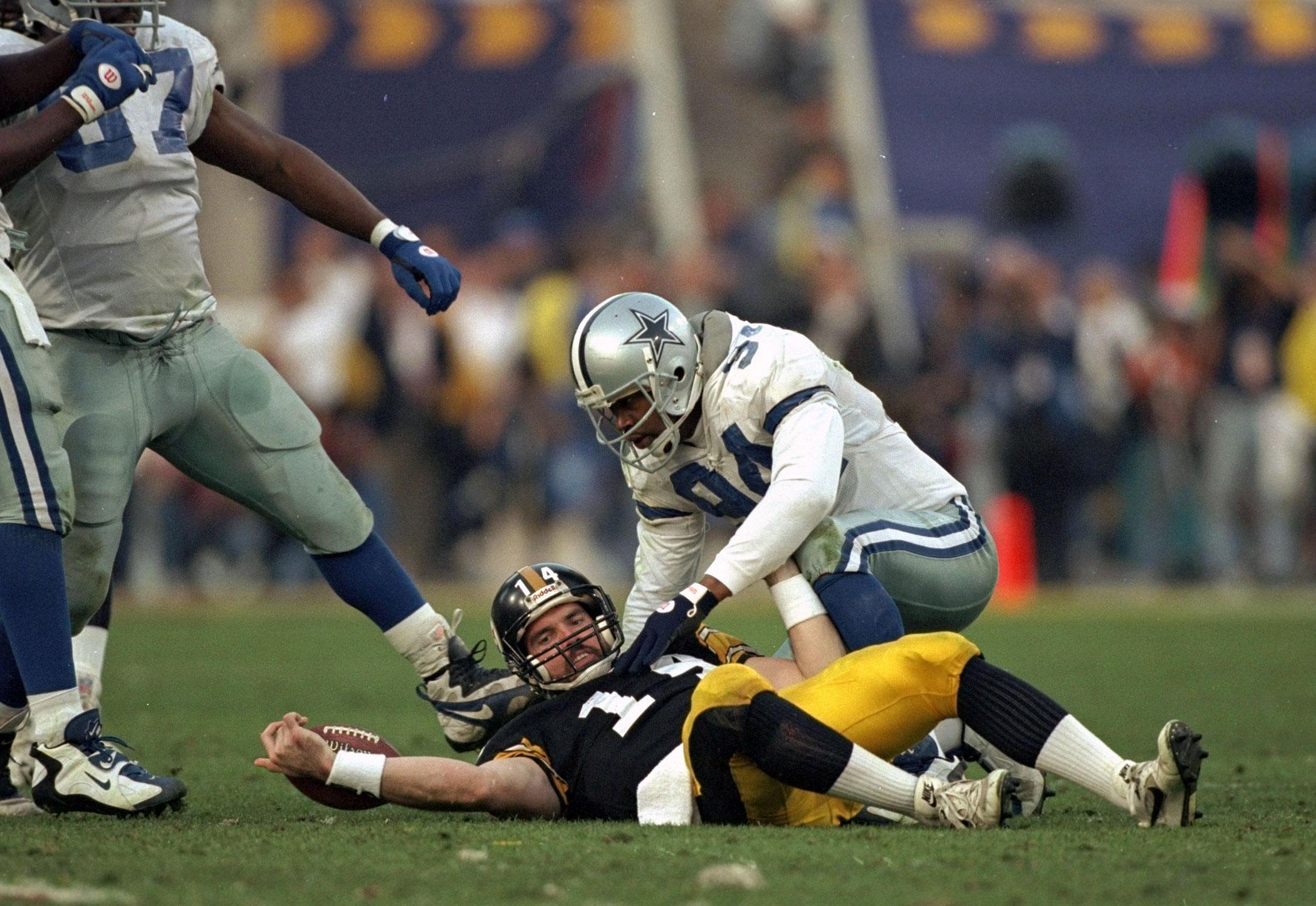 Super Bowl XXX, Jan. 28, 1996                               Dallas Cowboys vs Pittsburgh Steelers in Tempe, Ariz.